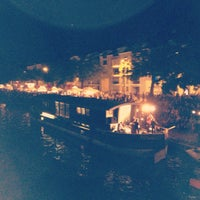 Photo taken at Quai Ceineray by Marion J. on 8/31/2013