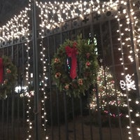 Photo taken at Jefferson Market Garden by Andrea M. on 12/21/2016