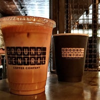 Foto tirada no(a) Ground Central Coffee Company por Andrea M. em 9/16/2018