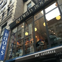 Photo taken at Idlewild Books by Andrea M. on 5/10/2016