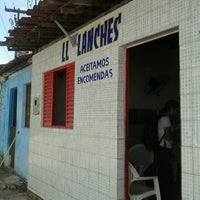 Photo taken at LL lanches by Filipe R. #. on 1/15/2013