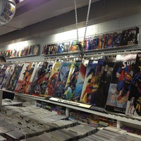 Photo taken at The Comic Room by Anthony D. on 1/20/2013