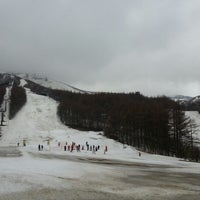 Photo taken at あだたら高原スキー場 by Kazuhide K. on 3/20/2013