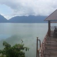 Photo taken at Danau Maninjau by Ali A. on 12/26/2016