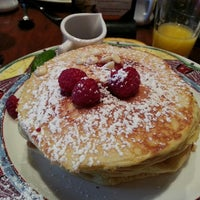 Photo taken at Miss Shirley's Cafe by Susanna B. on 3/17/2013