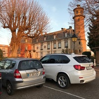 Photo taken at Château d'Isenbourg by Mikhael S. on 3/25/2017