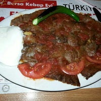 2/23/2013 tarihinde Fatih Mst E.ziyaretçi tarafından Bursa Kebap Evi'de çekilen fotoğraf