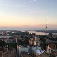 Photo taken at Latvijas Zinātņu akadēmija by Kaspars V. on 8/17/2017