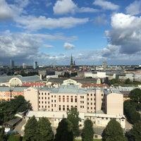 Photo taken at Latvijas Zinātņu akadēmija by Kaspars V. on 8/5/2017