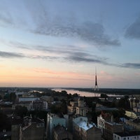 Photo taken at Latvijas Zinātņu akadēmija by Kaspars V. on 8/29/2017