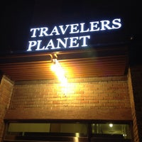 Photo taken at Travelers Planet Hostel by Madlin F. on 8/26/2013