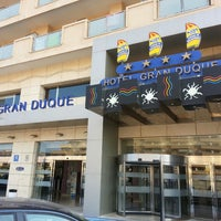 Photo taken at Hotel Gran Duque 4* - Marina d'Or® by Obipau on 7/17/2013