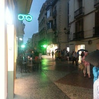 Photo taken at Calle Mayor by Obipau on 8/16/2013