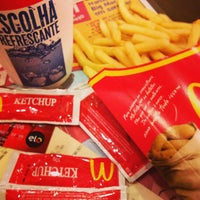 Photo taken at McDonald's by Gabriela T. on 9/10/2013
