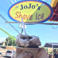Photo taken at Jo Jo's Shave Ice by Galen H. on 3/7/2017