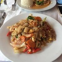Photo taken at Thai Bros Restaurant by Galen H. on 8/13/2017