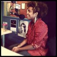 Photo taken at FM 103,3 La Radio Allumée by Simon R. on 3/15/2014