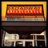 Photo taken at Broadway Cheesecake Co by Simon R. on 4/19/2014