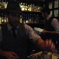 Photo taken at Eau de Vie by EV L. on 4/22/2013