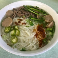 Photo taken at Kim Ky Noodle House by Mark S. on 1/19/2017