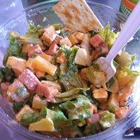 Photo taken at Blatt Salat Haus by Liliana R. on 3/10/2013