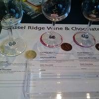 Photo taken at Tassel Ridge Winery by Alan M. on 2/16/2013