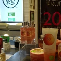 Photo taken at The Body Shop by IM S. on 4/23/2015