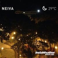 Photo taken at Hotel Neiva Plaza by Daniel B. on 11/19/2014