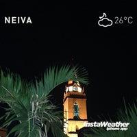 Photo taken at Hotel Neiva Plaza by Daniel B. on 10/21/2014