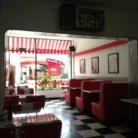 Photo taken at La Merienda Diner by Daniel B. on 3/9/2013