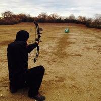 Photo taken at Cedar Creek Archery Range by Kaya P. on 11/10/2013