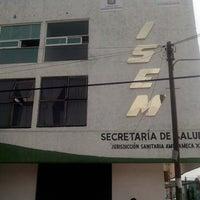 Photo taken at Jurisdiccion Sanitaria Amecameca by Danny V. on 6/11/2014