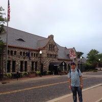 Photo taken at Amtrak - Ann Arbor Station (ARB) by Antonio V. on 8/31/2013