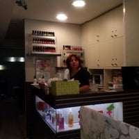 Photo taken at Spa Nails & More by Iliada F. on 1/15/2013