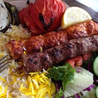 Photo taken at Darband Grill by Jennifer S. on 4/27/2013