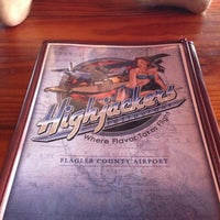 Photo taken at Highjackers Restaurant by Kurt A. on 1/26/2013