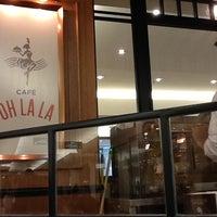 Photo taken at Oh La La Cafe by Jacquelyn H. on 1/20/2013