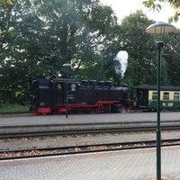 Photo taken at Bahnhof Sellin Ost by Joerg P. on 9/17/2016