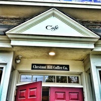 Photo prise au Chestnut Hill Coffee Co. par Brady G. le7/12/2013