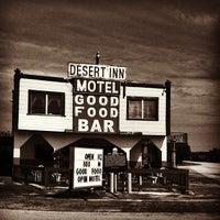Photo taken at Desert Inn Bar & Restaurant by Cristin on 4/15/2013