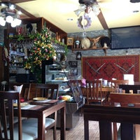 Photo taken at Restaurant Georgia by Marat M. on 12/26/2013