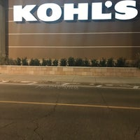 Photo taken at Kohl's Flowood by Melissa M. on 11/15/2017