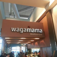 Photo taken at wagamama by Peter T. on 4/14/2013