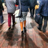 Photo taken at Platform 1 by sinister p. on 12/20/2012