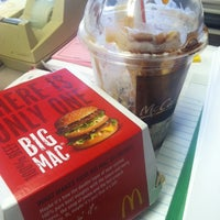 Photo taken at McDonald's by Tiffany B. on 11/22/2013