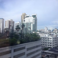 Photo taken at Tai-Pan Hotel by Happy T. on 5/25/2013