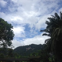 Photo taken at Khao Sok National Park by Happy T. on 6/18/2013