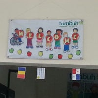 Photo taken at Tumbuh Primary School by Agus S. on 12/21/2013