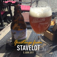Photo taken at Auberge St-Remacle Hotel Stavelot by Chris T. on 6/5/2017