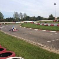 Photo taken at Daytona Karting Circuit by Kat S. on 9/27/2013